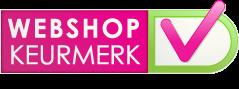 Onze vermelding bij Webshop Keurmerk http://www.keurmerk.info
