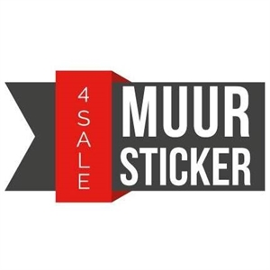 Muursticker4sale
