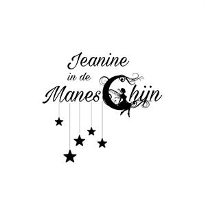 Jeanine in de Maneschijn