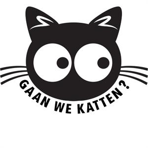 Gaan we katten?