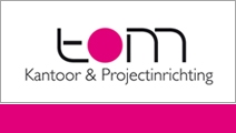 Tom kantoor en projectinrichting