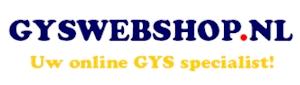 Gyswebshop